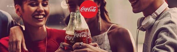 Брендинг Coca Cola в значительной степени основывается на изображениях