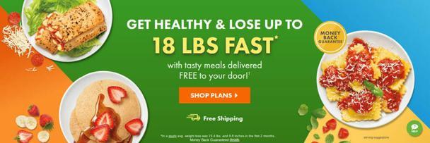 Они используют тарелки меньшего размера на своих фотографиях, чтобы создать впечатление, будто они доставляют вкусные блюда с низким содержанием калорий.