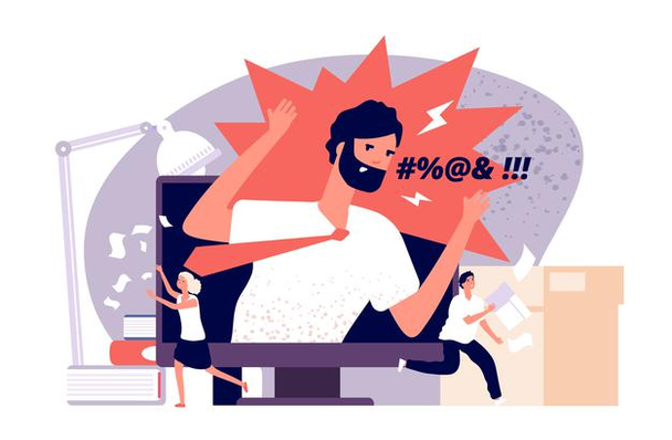Как управлять гневом, когда коллеги и клиенты выносят мозг