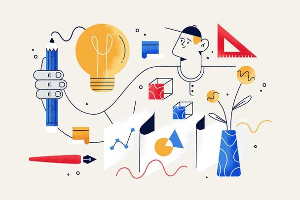 Иллюстрация к статье: Как создавать лендинги, ориентированные на клиента?