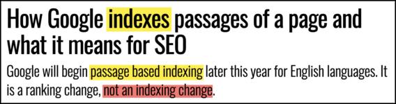 Как Google ранжирует популярные фрагменты (featured snippets) в 2021?