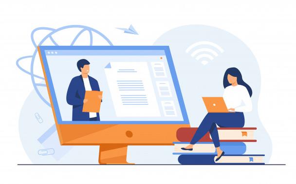 Иллюстрация к статье: Лендинги для вебинаров: 8 эффективных приемов увеличить количество регистраций