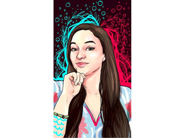 TikTok предприниматель Jen Ruiz