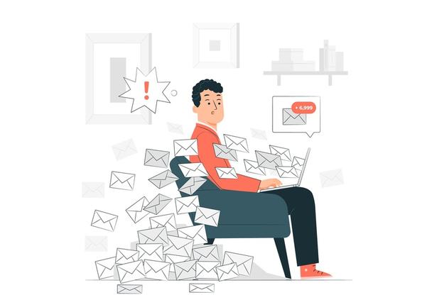 Иллюстрация к статье: Как сохранить подписчика с помощью страницы отписки?