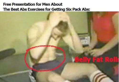 Бесплатная презентация для мужчин: лучшее упражнение на пресс для получения «кубиков»