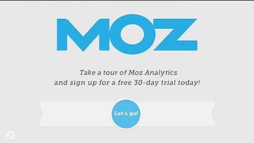 Познакомьтесь с Moz Analytics и зарегистрируйтесь на бесплатную 30-дневную пробную версию уже сегодня! Кнопка «Начать»