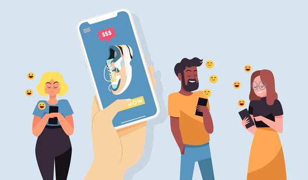 Иллюстрация к статье: 7 главных советов по дизайну сайтов для мобильных устройств