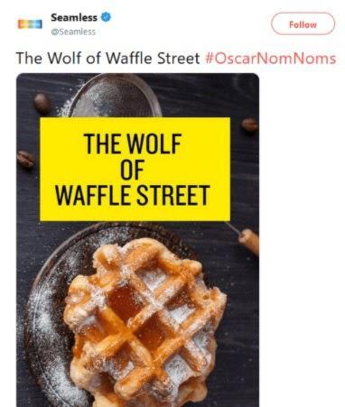 Волк с Вафли-стрит #ОскарНямНям