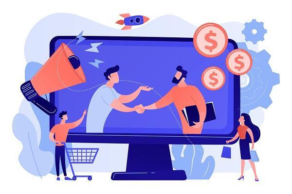 Иллюстрация к статье: Партнерский маркетинг: 8 советов для начинающих