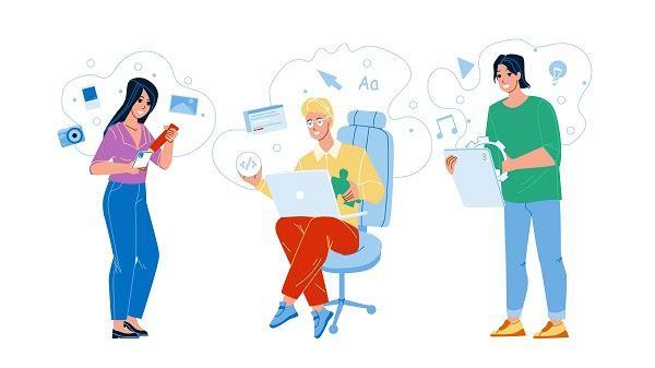 Иллюстрация к статье: Руководство по пользовательскому контенту: превратите клиентов в «адвокатов бренда»