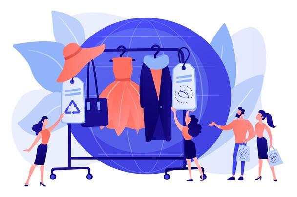 Иллюстрация к статье: Как устойчивые бренды склоняют на свою сторону взыскательных клиентов